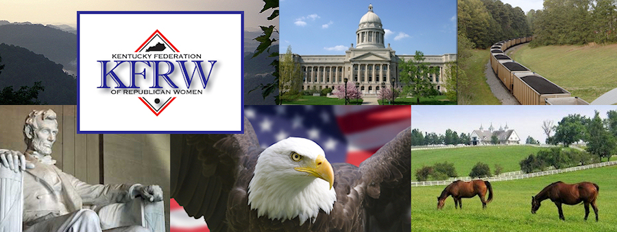 Welcome to the new website of the Kentucky Federation of Republican Women where our grassroots network of Republican women supports the party in electing Republicans to office and sharing party leadership in Kentucky. Formerly KFRW.org